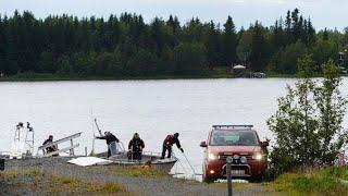Neuf morts dans un accident d'avion en Suède