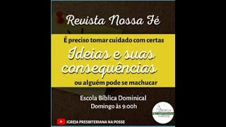 ESCOLA DOMINICAL 13.06.2021