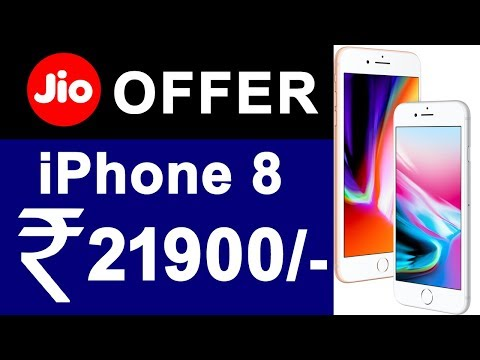 Reliance JIO OFFER | Buy iPhone 8 Plus in ₹21900 Only | 70% BuyBack Reliance Digital OFFER