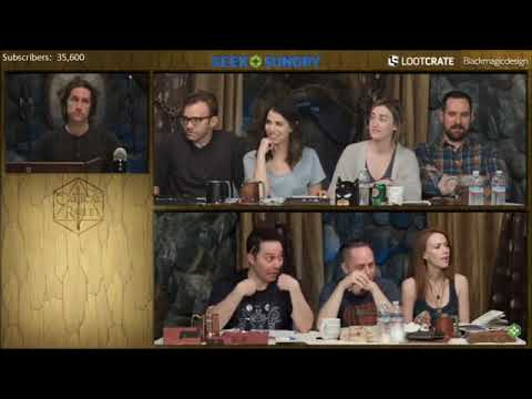 Download Critical Role: Taryon Darrington's Flashcards of Vox Machina