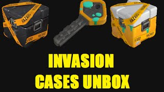 ? TF2: Unboxing Confidential Collection Cases and Quarantined Collection Cases >Team Fortress 2<