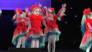 Детский танец Райские птички - дети 5 лет - Хореографический коллектив Strong Soul