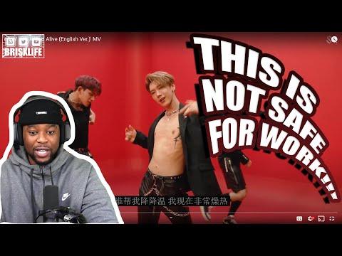 WayV 威神V 'Bad Alive (English Ver.)' MV | DO NOT WATCH THIS | REACTION!!!