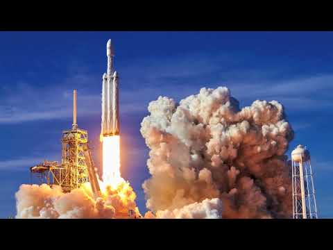 Glabmas&Glabsem @Cape Canaveral, FL, SpaceX Falcon Heavy Rocket Launch, 06.02.2018