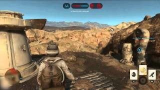Learn more: http://starwars.ea.com/battlefront Watch the best moments from the Star Wars Battlefront community. Let's Play Star Wars! Star Wars™ Battlefront™ ...