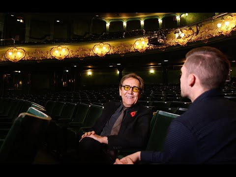 EXCLUSIVE INTERVIEW | Robert Lindsay on his love of the Rams