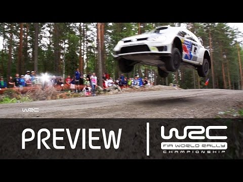 WRC - Neste Oil Rally Finland 2015: Preview