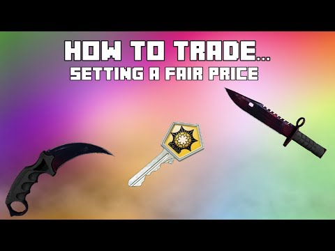 How To Trade: Setting A Fair Price
