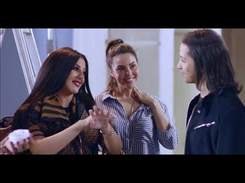 دنيا سمير غانم تتألق في دور فواحة الخليجية من مسلسل 'بدل الحدوتة تلاته' ٢٠١٩
