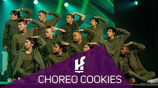 CHOREO COOKIES | Hit The Floor Gatineau #HTF2019
