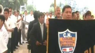HIMNO A LA G U E  CARLOS GUTIÉRREZ NORIEGA-CHEPÉN