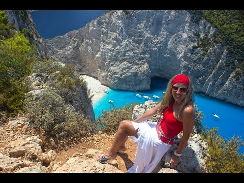 Zakynthos Island, Ionian sea, Top beaches and places to Visit