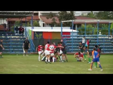 Why Started Fight Turkey Azerbaijan Rugby Team?