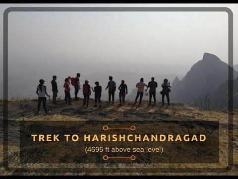 HARISHCHANDRAGAD TREK &
