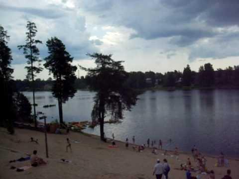 Roschino swimming lake