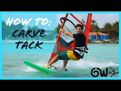 How to Carve Tack, the best way to tack your small board