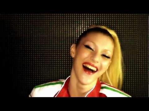 Meital De Razon & Skazi ft Mr.Black - Warrior (Official Video HD)