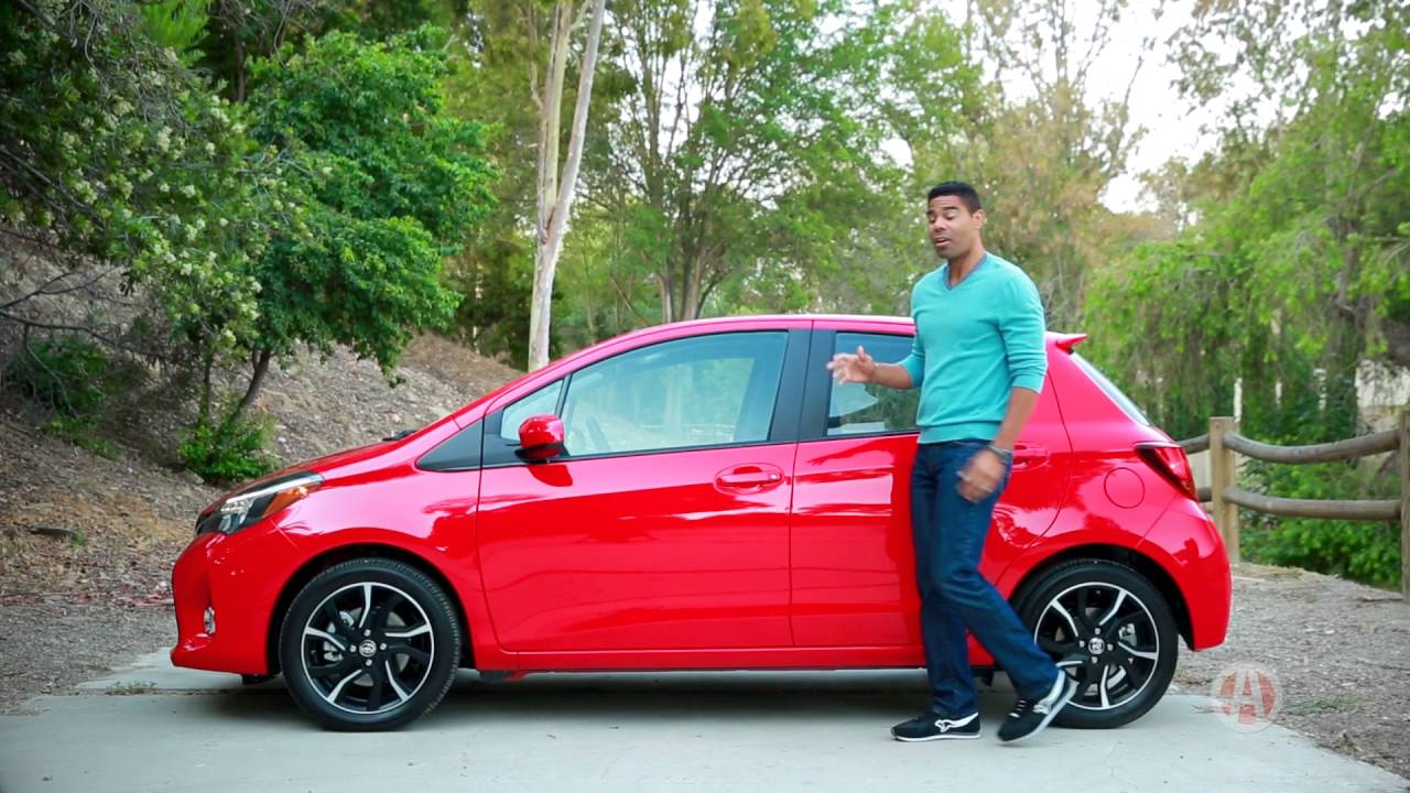 2016 Toyota Yaris | 5 Reasons to Buy | Autotrader - YouTube