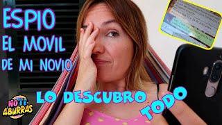 ESPIO EL MOVIL A MI NOVIO Y DESCUBRO SU SECRETO,EN LA CASA NUEVA!!