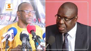 """Alla Dieng : """"Boubacar Sèye traîné en prison comme un vulgaire bandit"""" (SenegoTV)"""