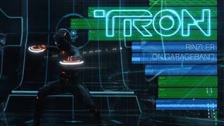 Rinzler (v2) // Tron: Legacy - Made on Garargeband