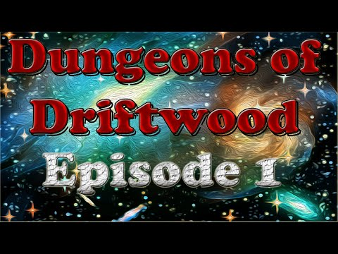 RPGM MV Let's Make A Game Dungeons of Driftwood E1