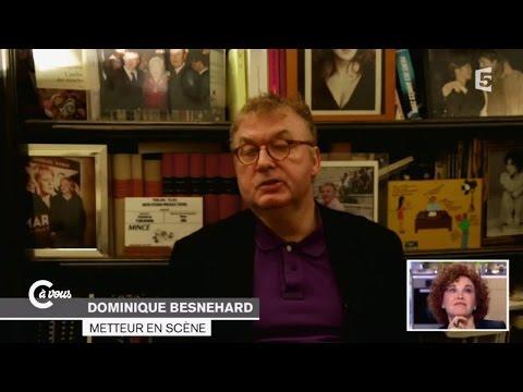 Marlène Jobert vue par Dominique Besnehard - C à vous - 07/11/2014