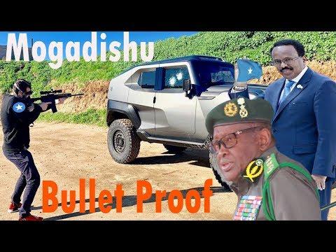 Bullet Proof Made in Somalia, Gaari Aan Xabadu karin oo Muqdisho lagu farsameeyey.