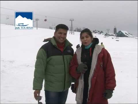 Tourists from Indore, MP speaking on their visit to Jammu and Kashmir