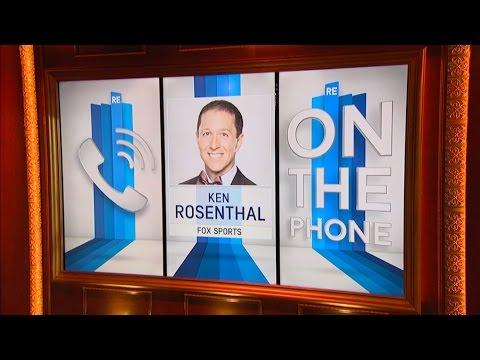 MLB Network Analyst Ken Rosenthal Talks Baseball & More - 8/22/16
