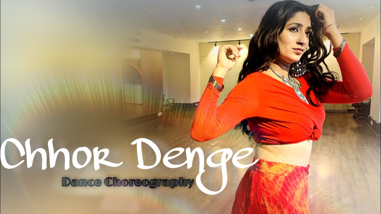 Chhor Denge   Nora Fatehi  Parampara Tandon  Dance Choreography Divyas Choreography.