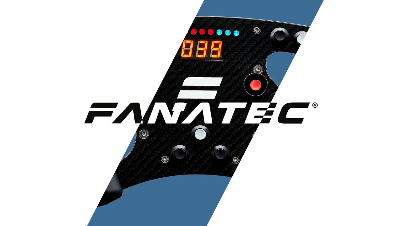 Fanatec - The Ecosystem of Simracing - Clip FAIL