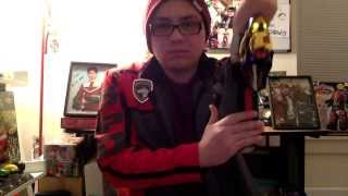 AFSINREVERIE Power Rangers JUNGLE FURY Morpher Review!!!