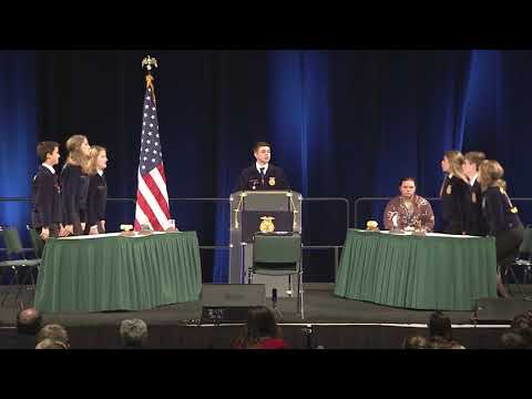 Conduct of Chapter Meeting - 90th National FFA Convention & Expo