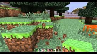 April fool's day ใน Minecraft