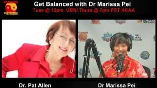 4-time Oprah guest Dr. Pat Allen celebrates Valentines and Single Awareness Day with Dr. Marissa