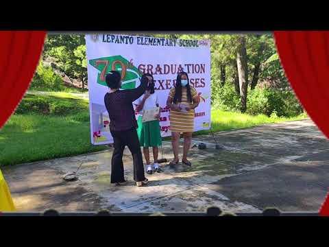 Lepanto Elementary School Mobile Graduation SY 2019-2020