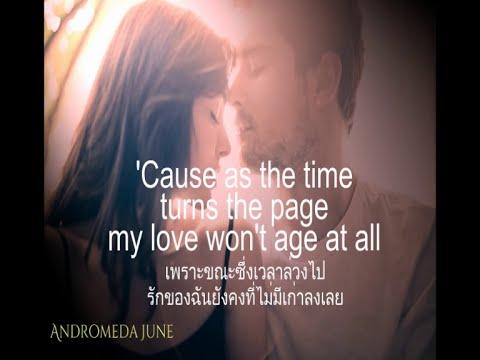 เพลงสากลแปลไทย I Swear - ALL 4 One (Lyrics & Thai subtitle) ♪♫♫ ♥