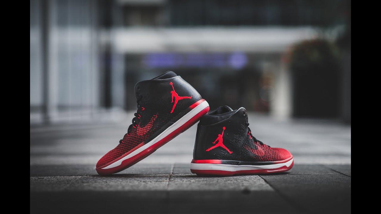 huge selection of c8a94 72897 Review   On-Feet  Air Jordan 31