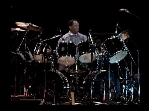 Billy Cobham - Live in Cannes 1989 (full concert)