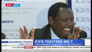 Institute of Certified Investment and Financial Analysts( ICIFA) tightens belt