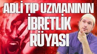 """Adli Tıp Uzmanının ibretlik rüyası: """"Beni erkeklerin yıkamasına izin verme kızım!"""" / Kerem Önder"""