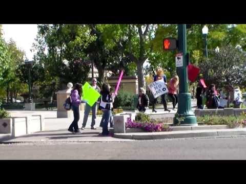 Monsanto Protest Colorado Springs OCT.12