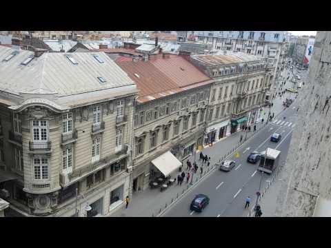 Se dă alarma în București