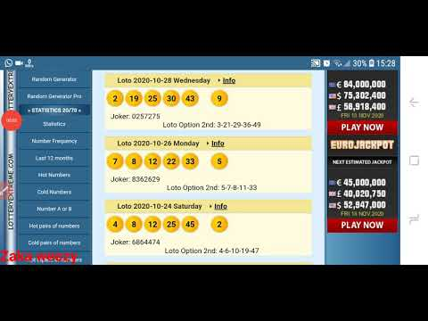 France lotto 5/49 predictions (Sat,14 Nov) (early predicts)