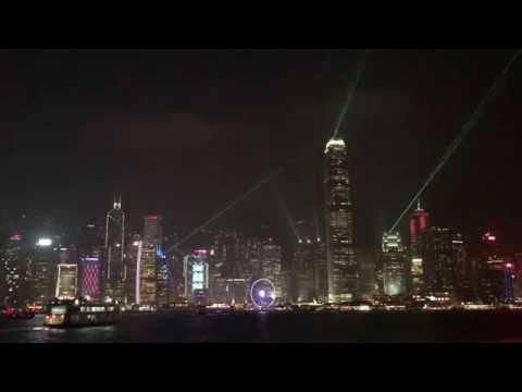 A Symphony of Lights, Hong Kong, 17 Nov 2016