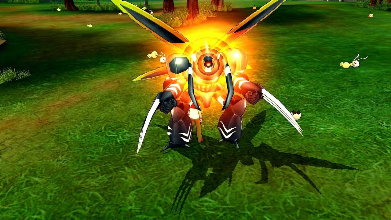 Digimon Grandiskuwagamon | www.pixshark.com - Images ...