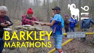 MY 2017 BARKLEY MARATHONS | Steep Life 116