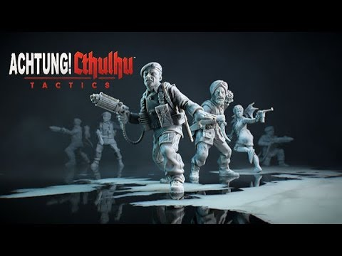Achtung! Cthulhu Tactics Gameplay |