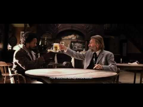 Official trailer Django Unchained (NL)